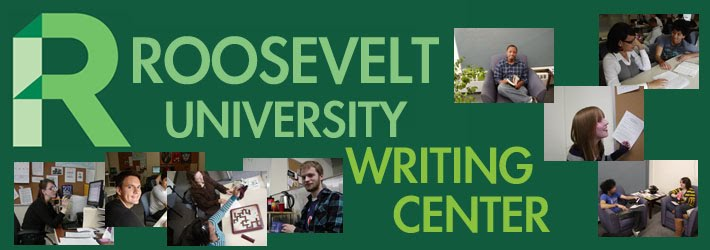 Roosevelt University Writing Center Blog
