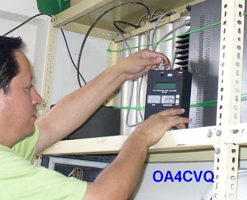 Analizador de Antenas