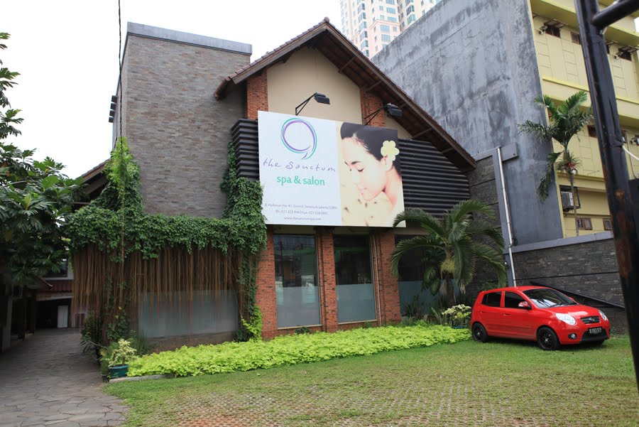 the sanctum spa jakarta