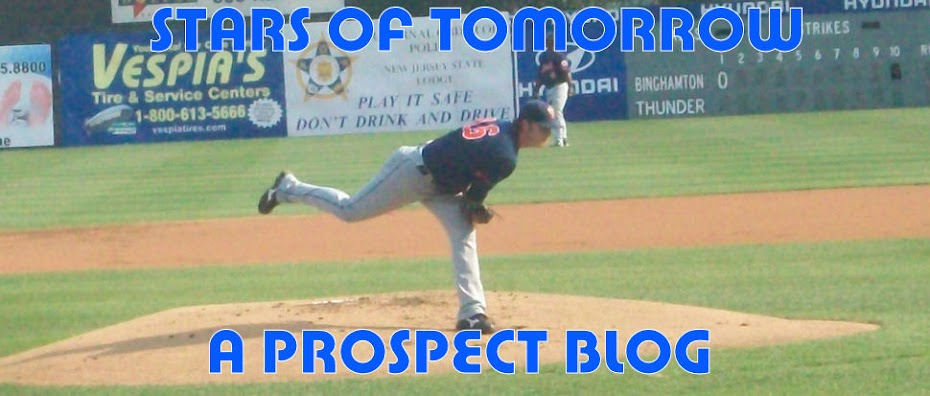 Stars of Tomorrow: A Prospect Blog