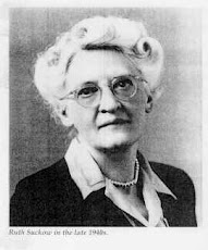 Ruth Suckow in later life