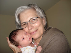 Grandma Bonnie and baby
