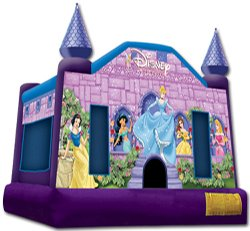New! Licensed Disney Princess Moonwalk
