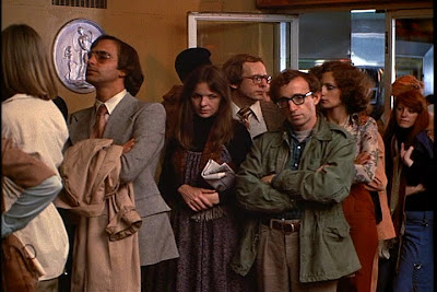 an analysis of annie hall a movie by woody allen Syd field reviews the film annie hall: i had tried to analyze the structure  from  the first minute of the opening monologue, when woody allen.