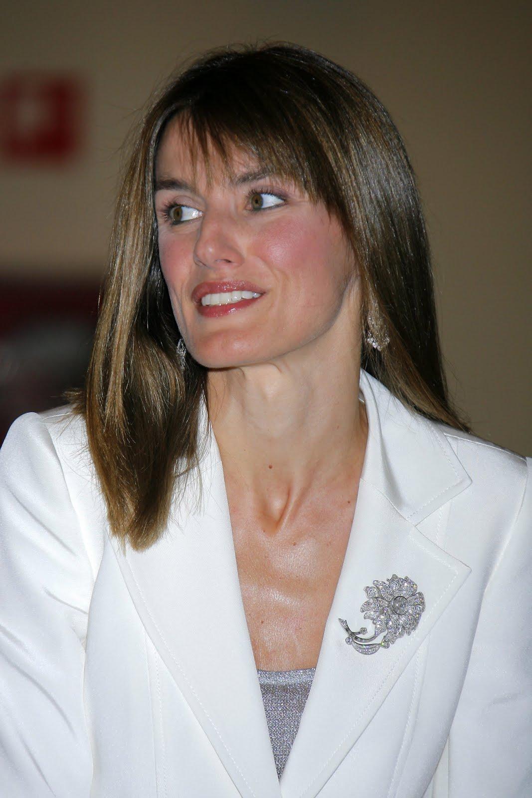 Princesa Letizia Princess Letizia Jewelery Part 2