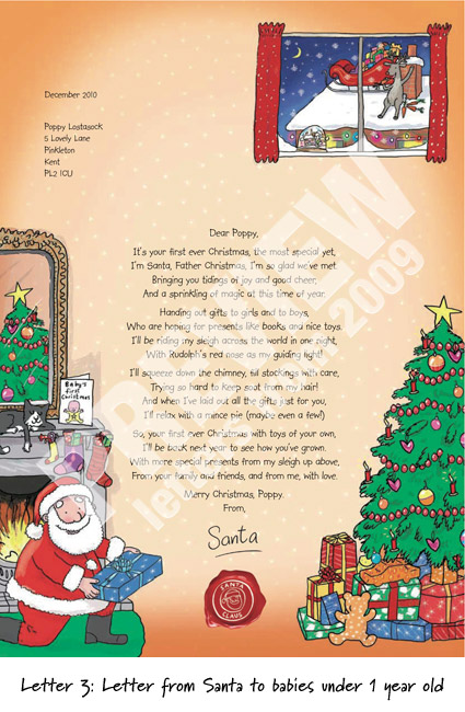 Nspcc prepare magical letters from santa campaign this mummy letters can be ordered through the nspcc wishes website where you can find christmas ecards corporate ecards and letters from santa spiritdancerdesigns Gallery