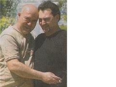 Walter y Daniel, primera pareja Gay que hace uso de la Ley de Union Concubinaria en Uruguay