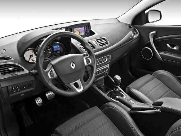 2011 Renault Megane Gt Gt Line