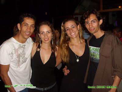 Amigos Zouk Magia