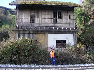 San Rosendo_Cabina antigua