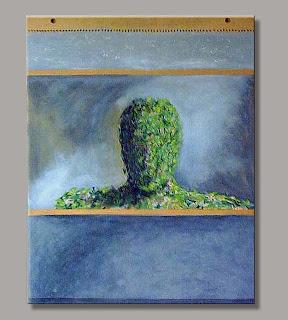 pintura Burity - ainda verde