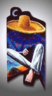 pintura Burity - série México