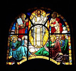 Cathedral Window at Holy Trinity
