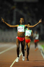 Tirunesh Dibaba - the Modern  Queen of Sheba of Track & Fields