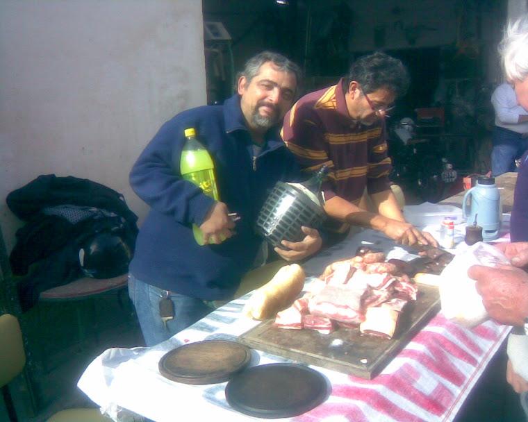 LA HORA DE LAS GILADAS