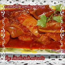 SAMBAL TUMIS SOTONG