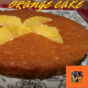 ORANGE CAKE