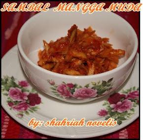 SAMBAL MANGGA MUDA