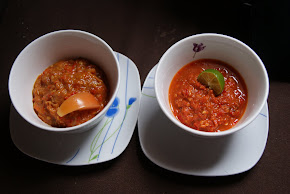 SAMBAL BELACAN &amp; SAMBAL TOMATO