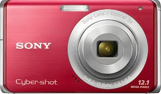 Sony cybershot DSC-190 Camera