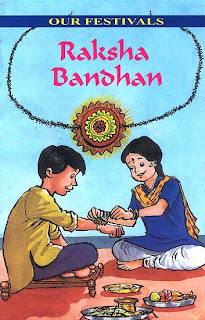 Rakhi celebration in India