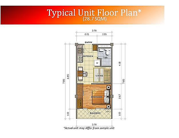 Paranaque condo specifications Top rated floor plans