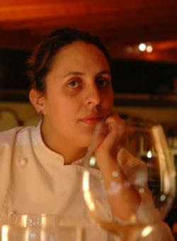Beatriz Sotelo of Restaurante A Estación
