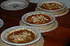 Goulash (testing three different paprikas)