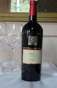 An Italian masterpiece - Barolo