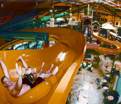 Usa News: Great Wolf Lodge