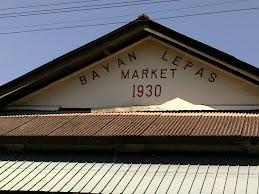 Pasar basah tertua di Malaysia