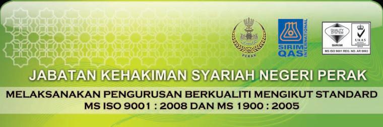 Sistem Pengurusan Mahkamah Rendah Syariah Negeri Perak