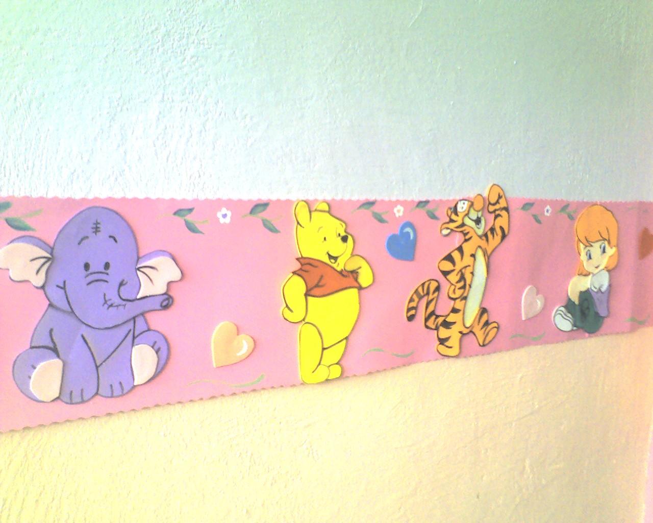 Todo en foami figuras en foami decorar la habitacion del bebe - Manualidades para decorar habitacion bebe ...