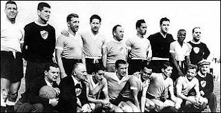 Historia de los Mundiales desde 1930 Parte I Uruguay_formacion_1950