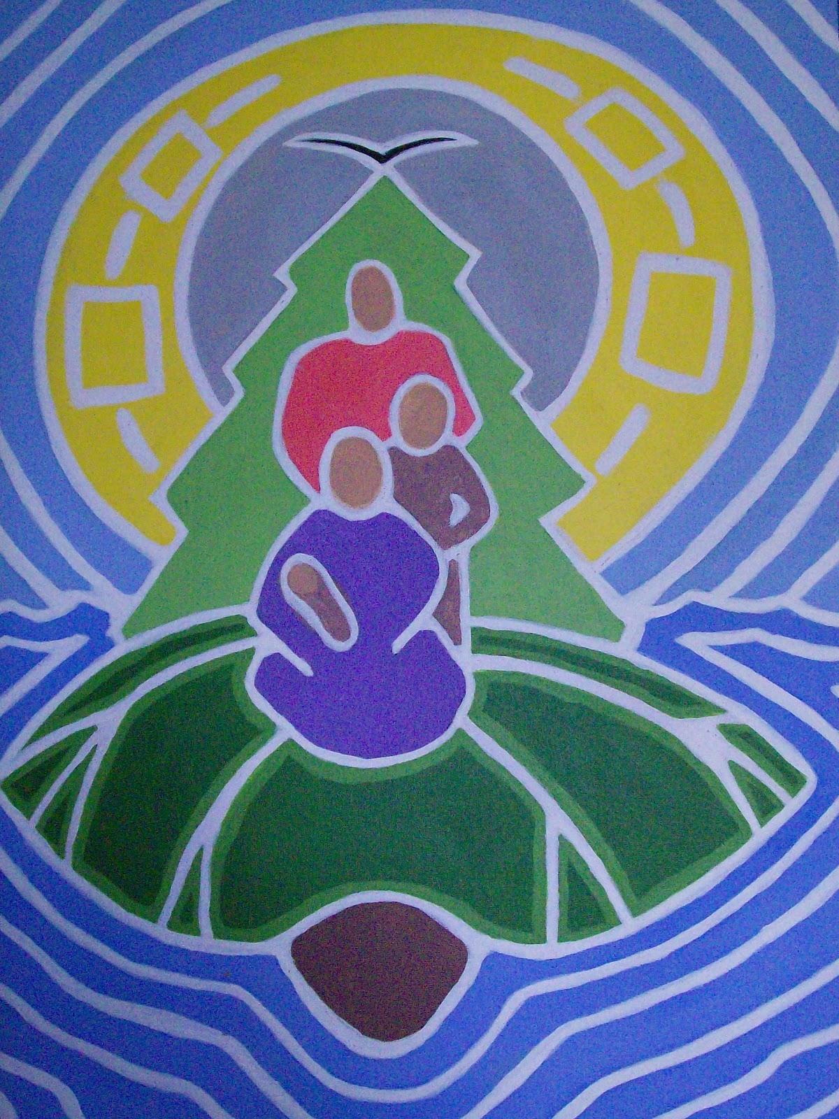 Tami Bonaparte: The Family Tree of Peace