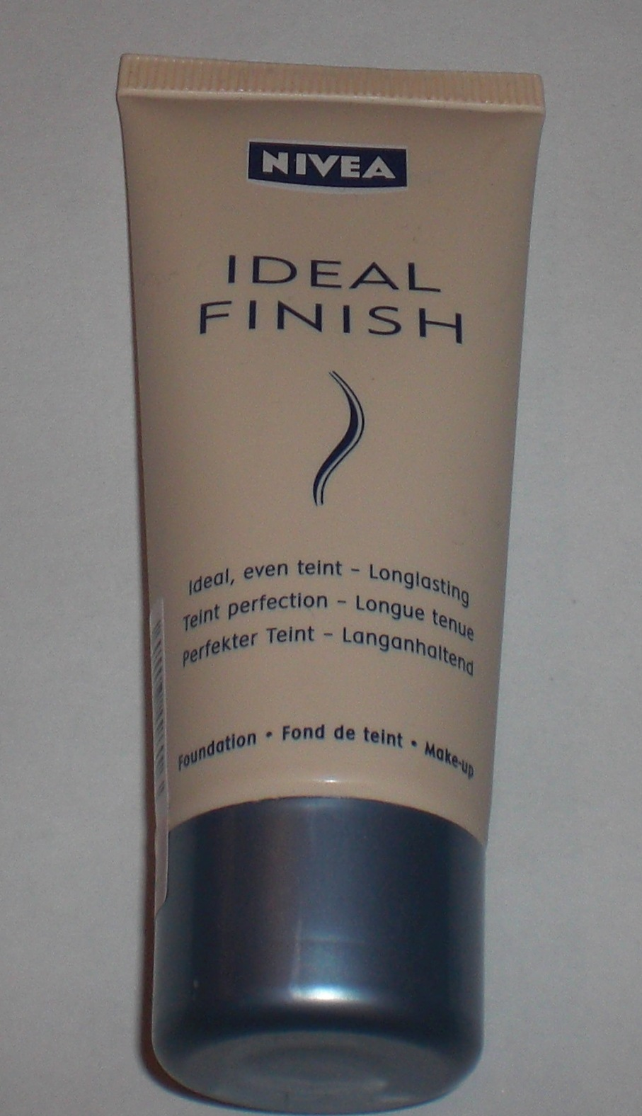 nivea ideal finish