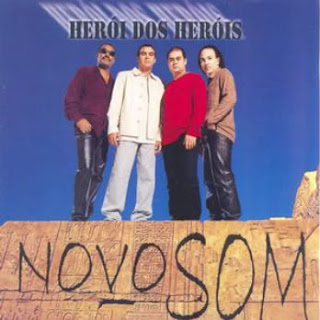 Novo Som - Her�i Dos Her�is (Playback) 2000