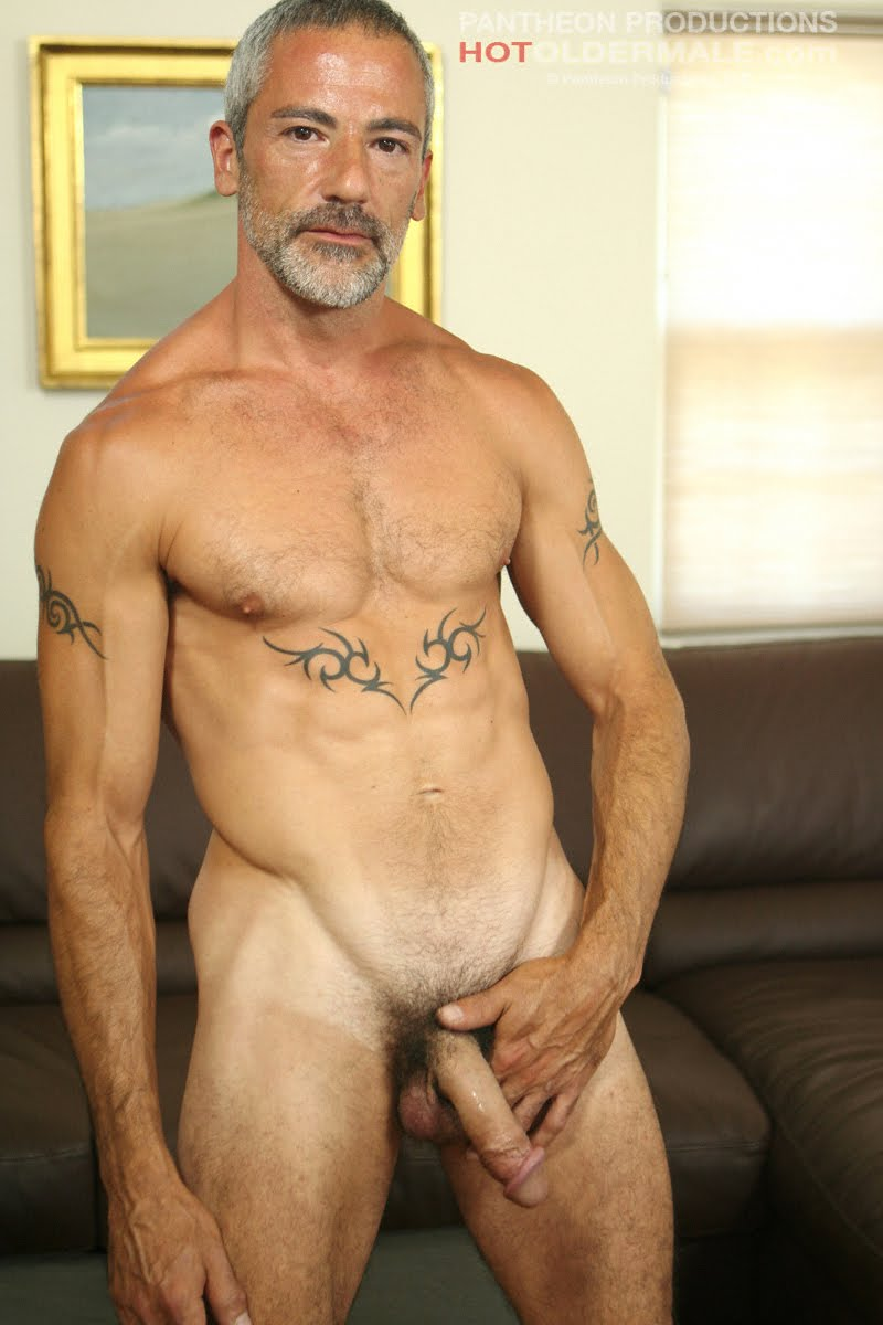 Tim Vincent Naked