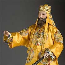 Historical Figures of China Debut at George S. Stuart&#39;s Gallery of Historical Figures!