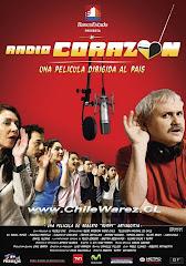 """JUEVES 23 DE JULIO: Proyeccion de la pelicula """"Radio Corazón"""""""