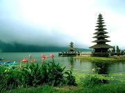 Ulun Danu Bratan Temple, Bali, Indonesia
