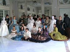 """Grupo del teatro """"ROMANTICISMO 2009"""""""