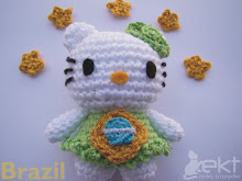 Hello Kitty Brazil - Tutorial