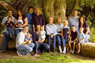 The WHOLE DONAHOE clan