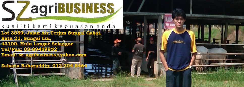 SZ AGRIBUSINESS