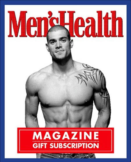 to embrace starting with the healthy guy on the cover