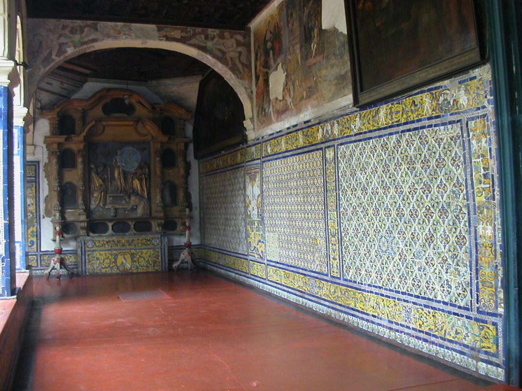 Convento De San Francisco De Lima El Lobo Bobo Un