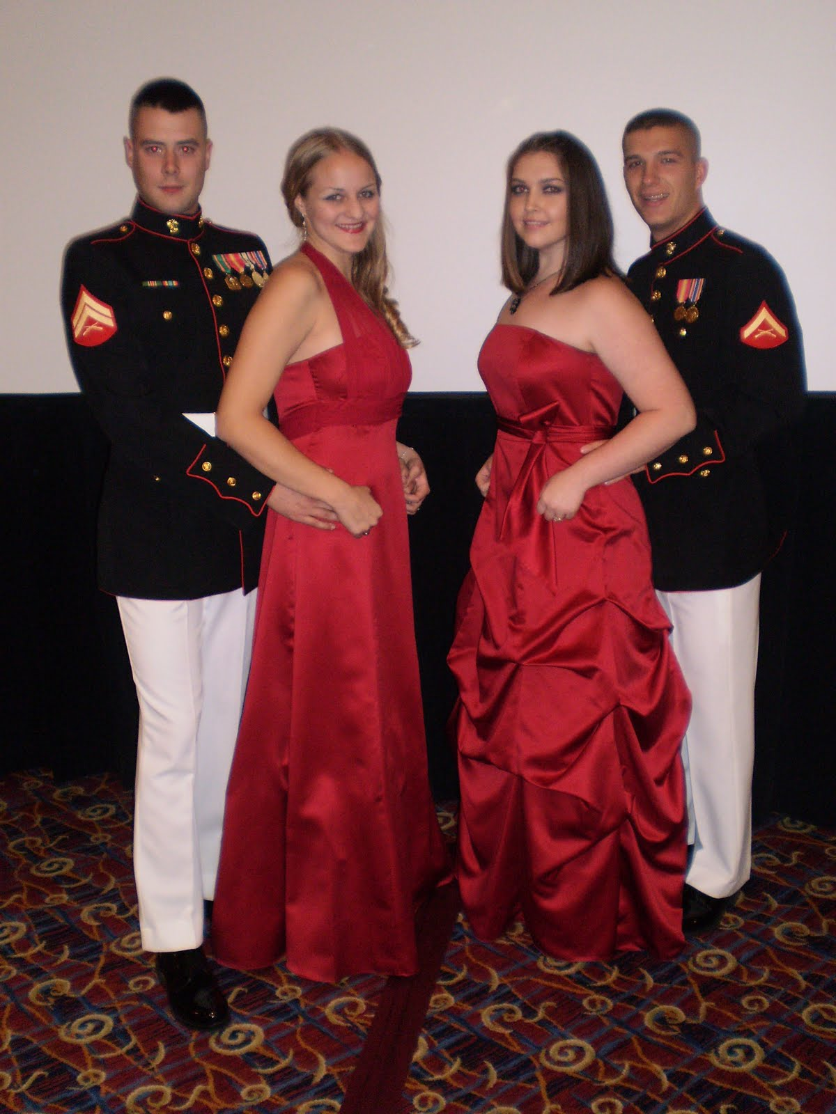 My Marine and Me: Marine Corps Birthday Ball