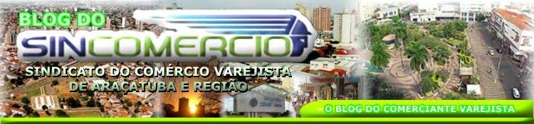 Sincomércio Araçatuba e Região