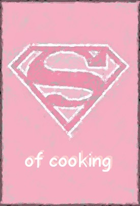 supergirl of cooking